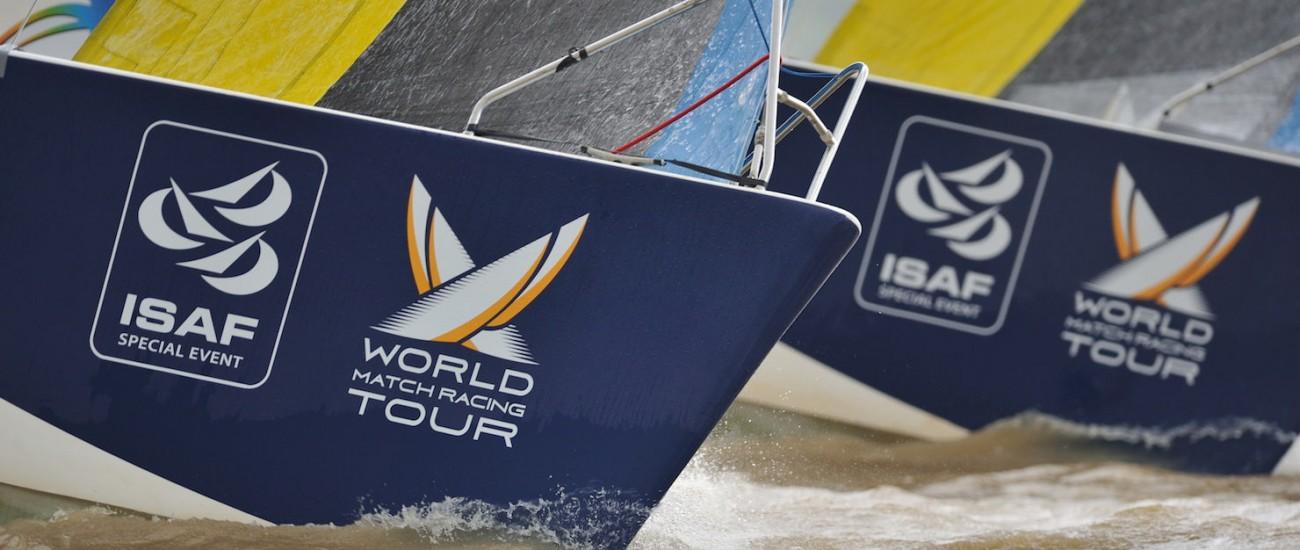 World Match Racing Tour 2011 - Monsoon Cup